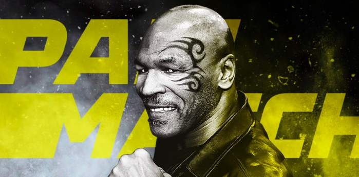 Mike Tyson is the official face of the brand